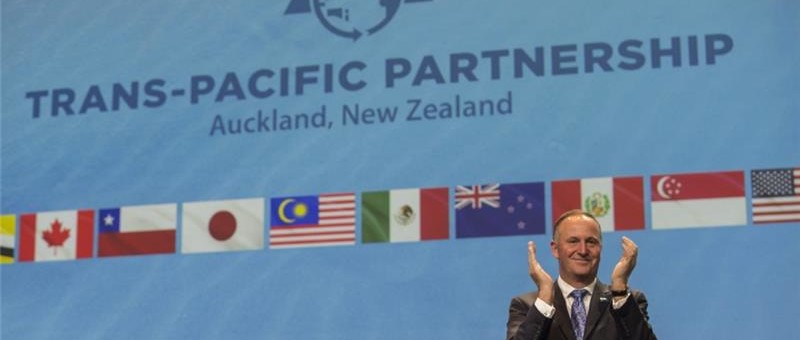 If TPP fails, China takes advantage